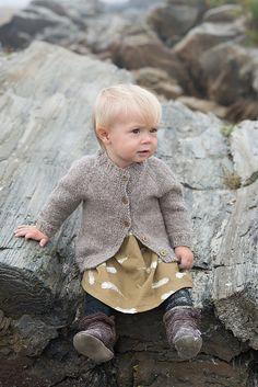 Ravelry: Little Shore Cardigan pattern by Carrie Bostick Hoge
