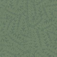 Branch (210374) - Morris Wallpapers - A subtle, simple but useable design with an all over branch motif in two colours.  Shown in the Morris green – available in other colours. Please request sample for true colour match.
