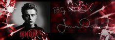 #JamesDean #ДжеймсДин баннер русского сайта www.james-dean.ru Джеймс Дин James Dean