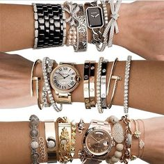 So much silver and sparkles! So many choices! I have to have them all! #PrincessP