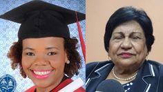 Politóloga que dice fue discriminada por ministra de Educación acepta beca de la MESCyT