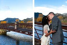 Colorado Elopement Location- Lake Estes, Estes Park