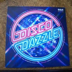 DISCO DAZZLE  LP Album 1979 by NanasVintageShop on Etsy, $4.99