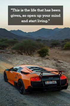 Living a life of adventure with the Lamborghini Diablo #breathtaking