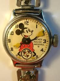 The Ingersoll-Waterbury Company presented Walt Disney with the 25-millionth Mickey Mouse watch during a ceremony at Disneyland on this day in 1957!