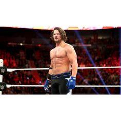 AJ Styles vs. Chris Jericho photos ❤ liked on Polyvore featuring aj styles