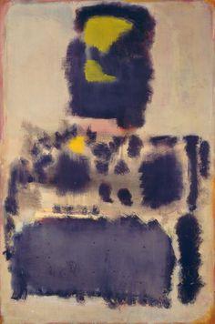Mark Rothko, No. 10, 1948, oil on canvas, 164.2 x 108 cm (64 x 42 1/2 in.). National Gallery of Art, Washington