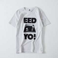 EED YO! designed by Tomoo Gokita / TEE