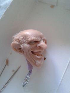 wip sculpt part 2