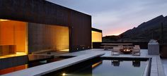 by Rick Joy Architects via Ventana Canyon House | THE PLACE HOME