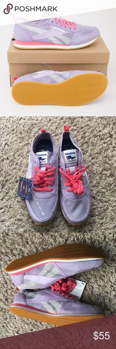 Women Reebok Royal Classic Jogger Brand New! Reebok Royal Classic Jogger Sneakers with Performance Insoles by Ortholite. Reebok Shoes Sneakers