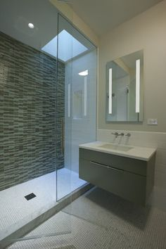 Bathroom - contemporary - bathroom - chicago - by dSPACE Studio Ltd