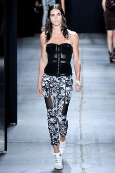 Alexander Wang - Spring 2012 Ready-to-Wear - Look 18 of 41