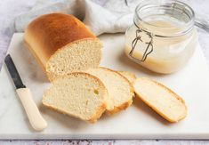 This sourdough bread starter begins with instant potato flakes. When fed properly, this starter will last a very long time. Friendship Bread Recipe, Friendship Bread Starter, Amish Friendship Bread, Sourdough Bread Starter, Sourdough Recipes, Bread Recipes, Yeast Bread, Yummy Recipes, Vegan Recipes