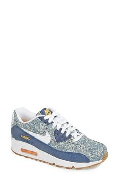 Nike 'Air Max 90 - Liberty' Sneaker (Women) available at #Nordstrom