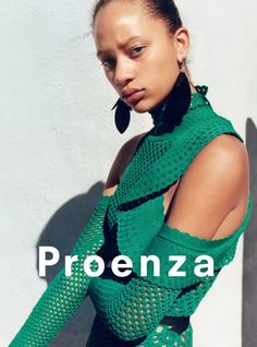 Selena Forrest - Proenza Schouler Spring 2016 photos Zoë Ghertner