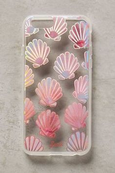Anthropologie Seashells iPhone 6 Case Found on my new favorite app Dote Shopping #DoteApp #Shopping