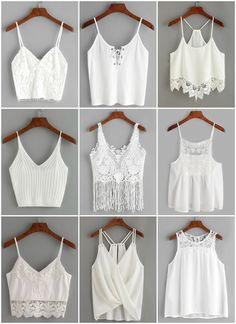 classy-lovely: Left to rightClick The Link To Find The Item 1 Cute Teen Outfits, Outfits For Teens, Summer Outfits, Casual Outfits, Girls Fashion Clothes, Teen Fashion Outfits, Girl Fashion, Dress Fashion, Diy Clothes Tops