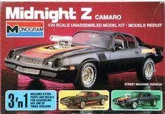 Car Kits, Kit Cars, Plastic Model Kits, Plastic Models, Camaro Models, Model Truck Kits, Old Models, Box Art, Scale Models