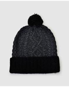 Gorro de mujer Lauren Ralph Lauren Moda Crochet 1b715a92037