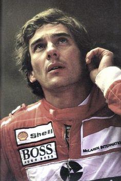 Senna. 20 years anniversary