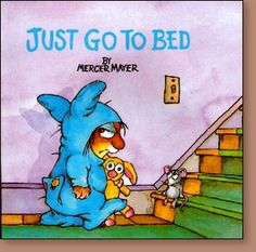 Read the Little Critter books to Sam when he was little - loved them!