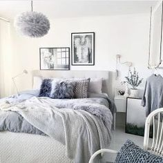 Simple and elegance scandinavian bedroom designs trends (5)