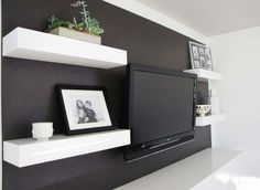 Ways to Decorate the TV wall (15)