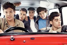 One Direction Vogue