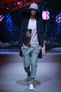 Cabbeen Spring/Summer 2016 - Mercedes-Benz Fashion Week China | Male Fashion Trends