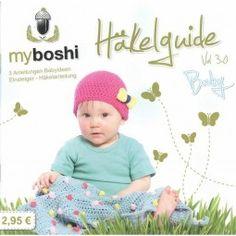 Den myboshi Häkelguide Vol. 3.0 für Babies und weitere Häkelguides von myboshi finden Sie im Onlineshop von Wolltastisch.de. Jetzt anrufen und telefonisch beraten lassen!