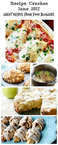 Recipe Crushes -- gr