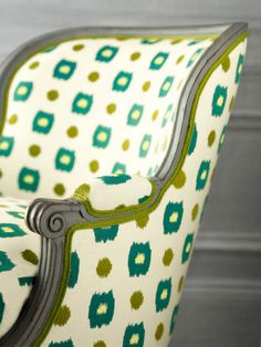 Manuel Canovas.  Like this trim, what is it?