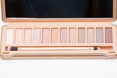 Buff Collection Eyeshadow Palette – Pure Cosmetics