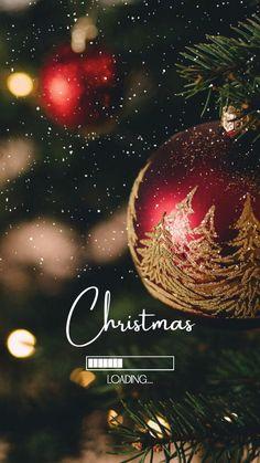Merry Christmas Gif, Christmas Scenery, Christmas Feeling, Christmas Background, Christmas Pictures, Simple Christmas, Christmas Nails, Christmas Tree, Christmas Lockscreen