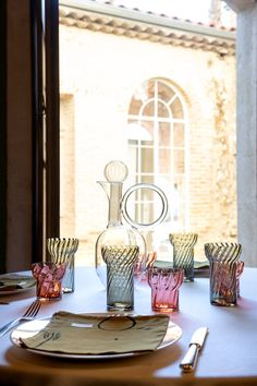 Objects, Table Decorations, Arts, Glass, Home Decor, Blown Glass, Decoration Home, Drinkware
