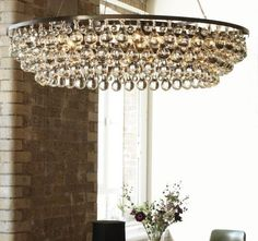 Dining light by margery..ooh la la