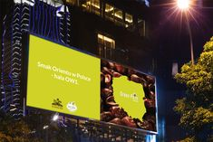 Ambic/Green Palm – importer daktyli. Projekt billboardu. - Agencja Reklamowa Warszawa Color Style, My Portfolio, Billboard, Broadway Shows, Green, Poster Wall