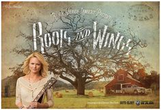 "Philadelphia: Ram Trucks / Dodge Ram has launched a new marketing initiative this week featuring Grammy Award-winner Miranda Lambert and a custom ""Roots and Wings"" song Lambert wrote exclusively for the campaign. Click the image to watch our exclusive video!"