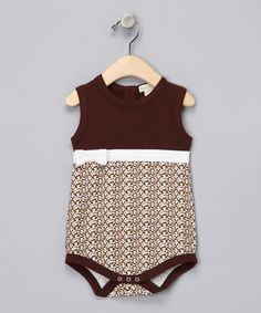 Another split onesie beauty, works with so many fabric combinations