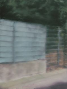 Gerhard Richter » Art » Paintings » Photo Paintings » Fence » 907-1