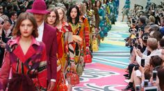 London Fashion Week reached its glitziest day Monday, with big names like Burberry and Tom Ford packing in the crowds, the supermodels and the celebrities. Day 4 of the style spectacle also saw the latest offerings from young talents Christopher Kane and Erdem, as well as Issa, Giles and...  #fashion #news #londonfashionweek #LFW #LFW14