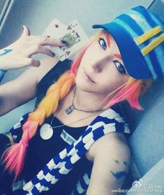 Image result for nanbaka uno cosplay