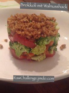Brokkoligemüse Avocado Toast, Chicken, Meat, Breakfast, Challenge, Food, Gourmet, Red Bell Peppers, Eat Lunch