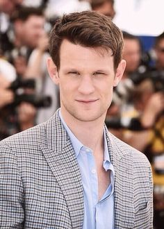 I was about to force myself to stop pinning Matt Smith pins...and then I saw this one.