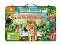 Smithsonian Magnetic Adventures: Jungle - Silver Dolphin
