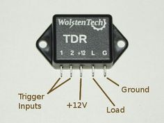 Time-Delay Relay Connections