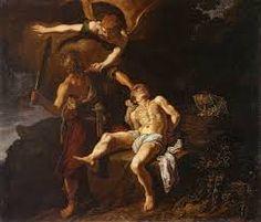 Pieter Lastman - Abraham & Isaac.  1616.  Louvre.