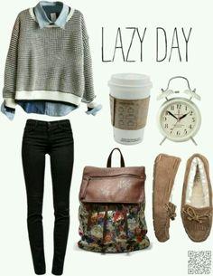 Autuuuumn #4 and lazy day.