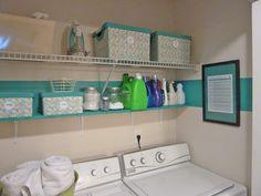 Keller Creative: Laundry Closet Reveal